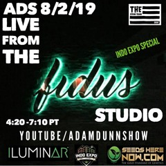 TADS 080219 - Live From Fidus Studio - Indo Expo Portland 2019 Special