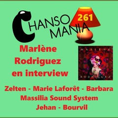 Chansomania 261 Marlène Rodriguez 23 11 2019