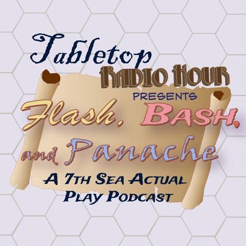 Flash, Bash, and Panache, Season 3 Ep. 2 - Pablo Gaspar