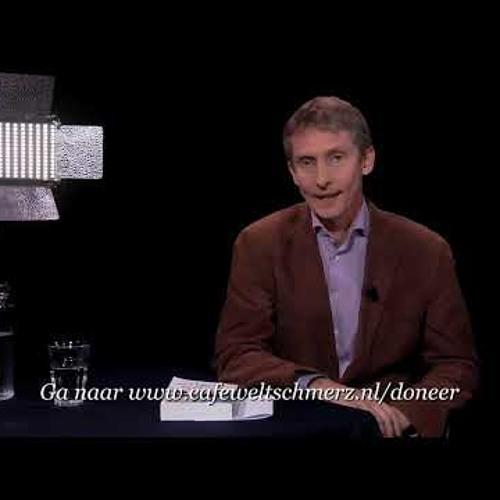 Kritische gesprekken over het klimaat kan alleen bij Cafe Weltschmerz stelt Marcel Crok