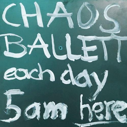 Chaos Ballett Music @ HKW (inkl. Erzähl Snippets)
