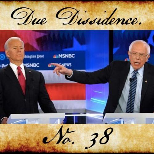 38. Debate Recap, Extra Spicy: With Takes on MSNBC, Impeachment, & More.