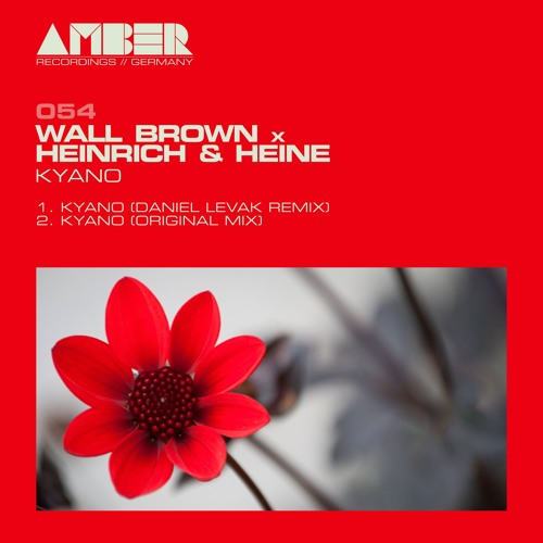 Wall Brown, Heinrich & Heine - Kyano (Daniel Levak Remix) Snippet
