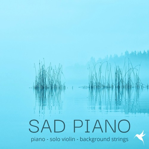 Sad Piano - solo and background strings