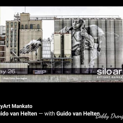 Guido Van Helten on KMSU 11 - 23 - 19