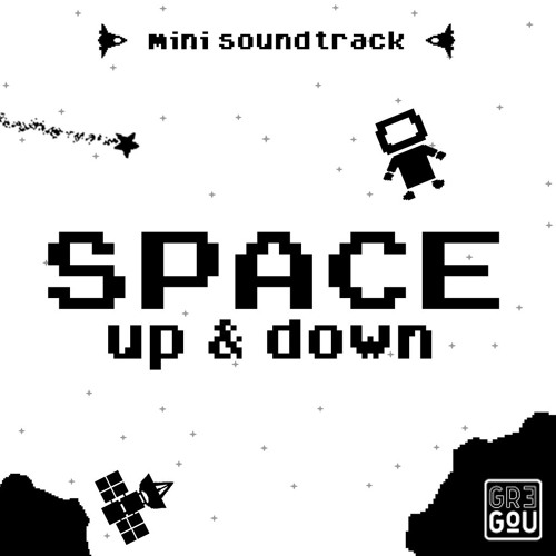 Logo reveal (Space Up & Down)