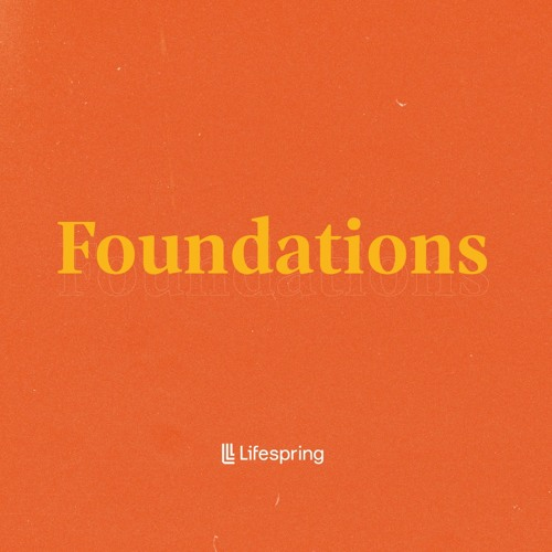 Foundations - Word and Spirit; Andy Robinson