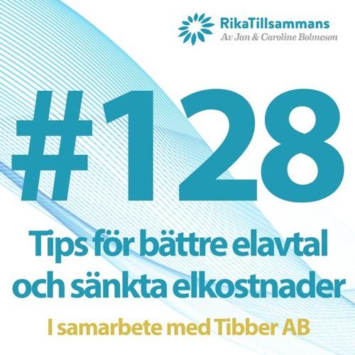 #128 - Tips för sänkta elkostnader och bättre elavtal   Intervju med Daniel Linden från Tibber