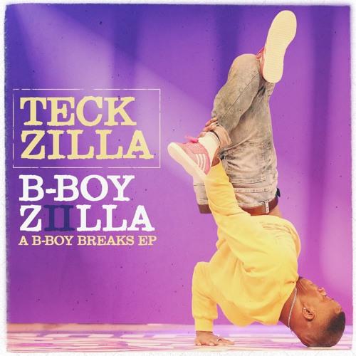 B-Boy Zilla II (A B-Boy Breaks EP)
