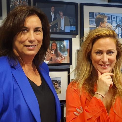 Tamira Nicolai-van Vught (TWST) en Hester van Buren (Rochdale) - Let's Talk Business deel 4