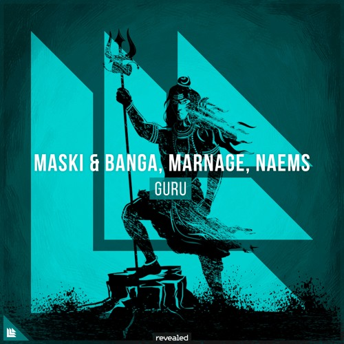 Maski & Banga, Marnage, NAEMS - GURU [FREE DOWNLOAD]
