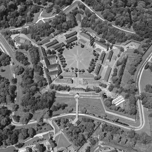 Les premiers pas de l'aménagement (XVIIe-XVIIIe siècles) - Cartographies