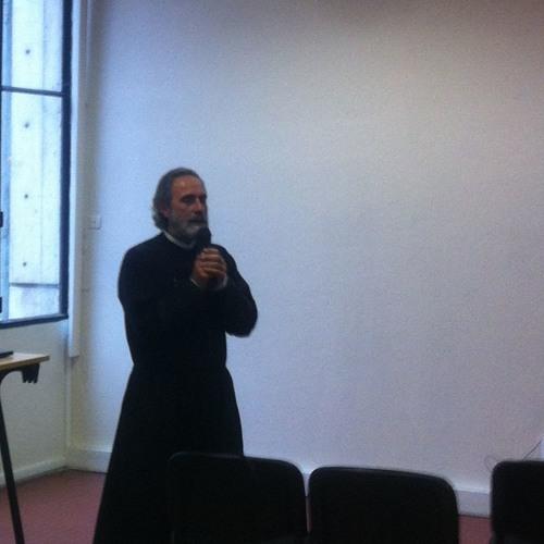 Père Philippe Dautais :« Lecture orthodoxe du livre de l'Apocalypse »