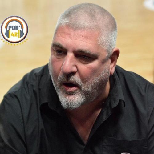 Pod'42 - n°2 (25/11/19) avec Olivier Hirsch (Roannais Basket Féminin)