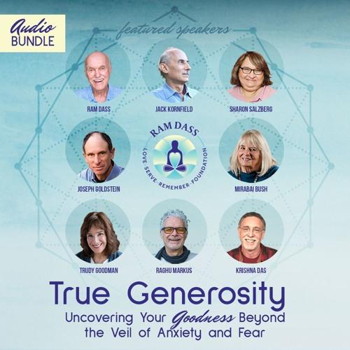 Sharon Salzberg on True Generosity [Audio Preview]