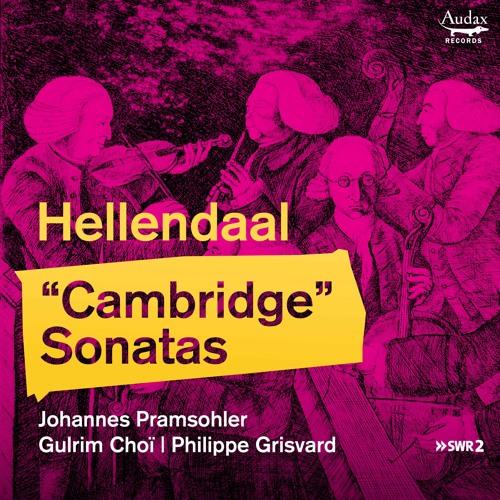 """P. Hellendaal: """"Cambridge"""" Sonata N. 2 in A Major - Allegro"""