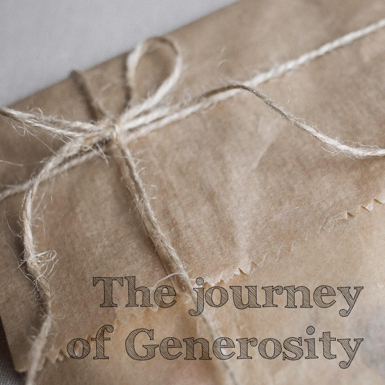 The Journey of Generosity- Generosity begins with God- Beth Kent- 2019.11.24