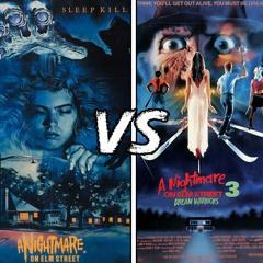A Nightmare On Elm Street vs A Nightmare on Elm Street 3: Dream Warriors - Julius vs Jasper 24