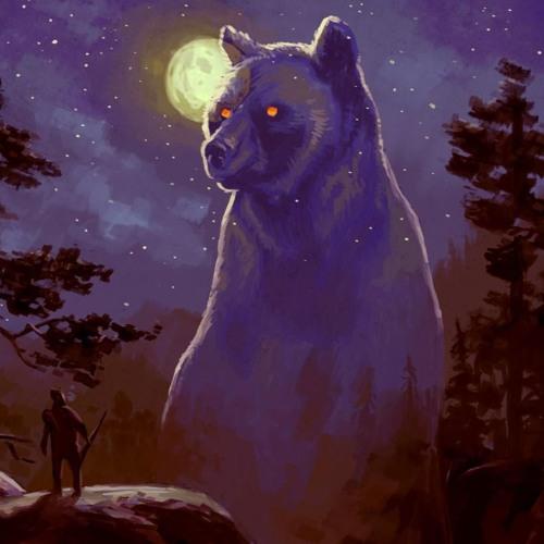 Ajna Vitamin - Bear Spirit