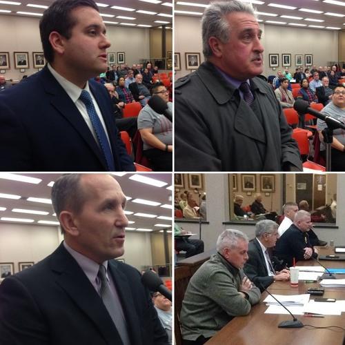 Jamestown City Council Annexation Comments and Discussion - Nov. 25 2019
