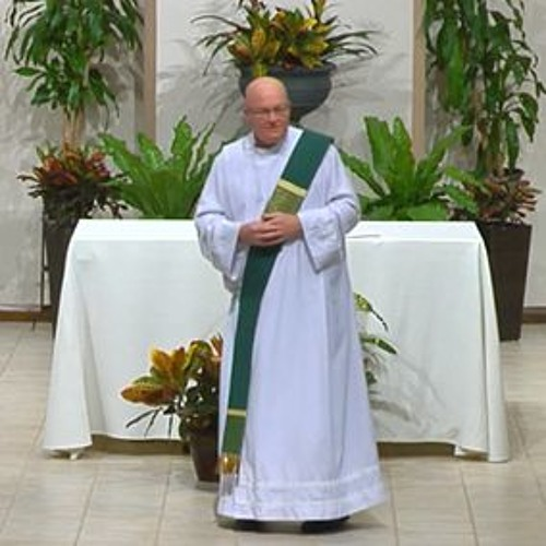 Deacon Bill -  The 33rd Sunday In Ordinary Time
