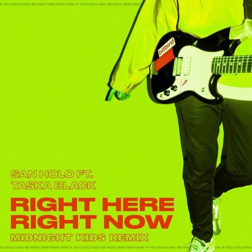 "Midnight Kids  San Holo's 'Right Here Right Now' ile ilgili görsel sonucu"""
