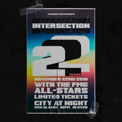 Intersection 2 Year Anniversary Full Set