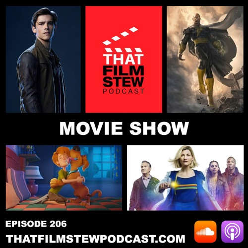 That FIlm Stew Ep 206 - #LetSupermanFly (Movie Show)