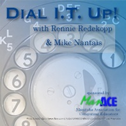 Dial I.T. Up Episode 5 Tara and Andy