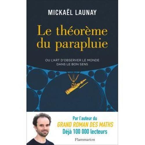 Mon livre préféré : Le Théorème du parapluie dans Enfantillages 27 11 19