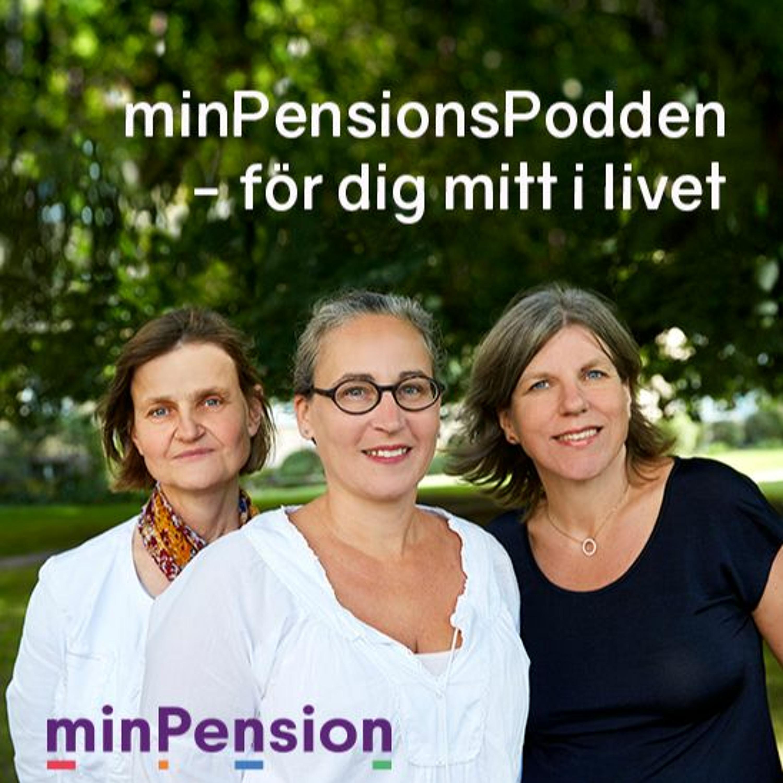 Ep 103: minPension fyller 15 år - ett samtal med vd Anders Lundström