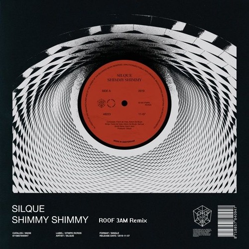 Silque - Shimmy Shimmy (ROOF 3AM Remix)