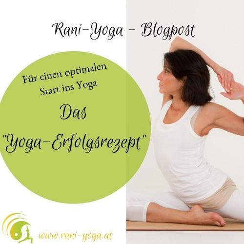 Mein Yoga Erfolgsrezept