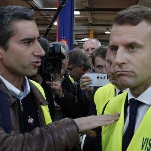 Ruffin parle des écopla avec Macron [Complet] - QG de Campagne RadioNova 01/10/16