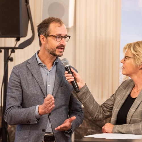 Interview minister Wiebes