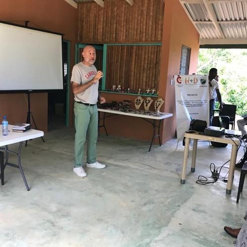 Entrevista radio a Javier del Valle Melendo. Convenio AECID Río Los Baos. H+D