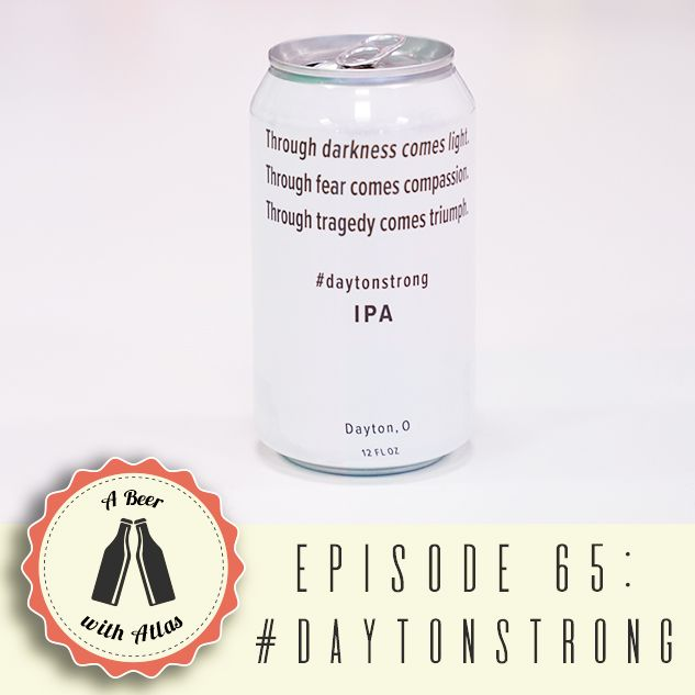 Dayton Strong IPA - A Beer With Atlas 65