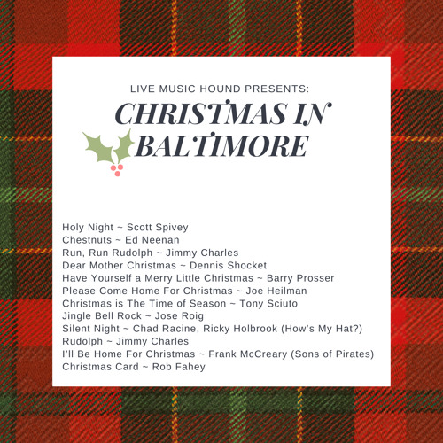 Live Music Hound Presents: Christmas in Baltimore