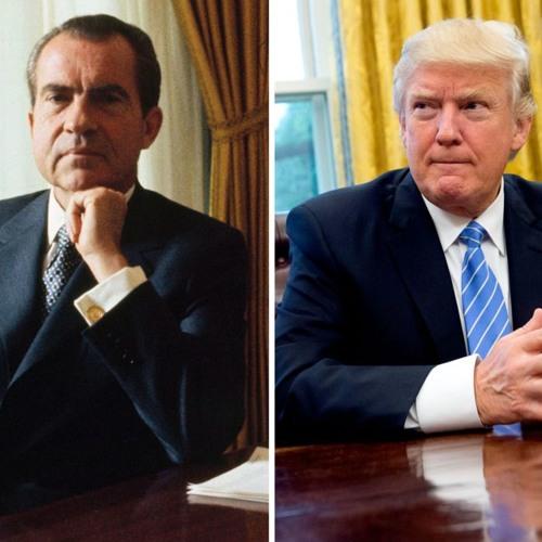 Drafting Articles of Impeachment: for Trump, & Nixon: Rick Perlstein; plus John Powers: John LeCarre