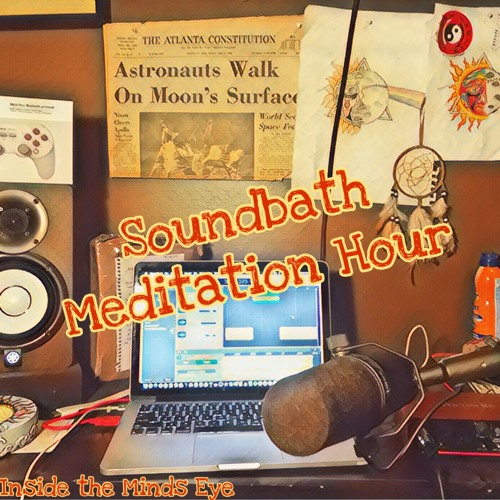 Soundbath Meditation Hour