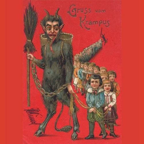 Barry Pirro's Haunted Happenings Podcast: Krampus and Other Terrifying Christmas Legends
