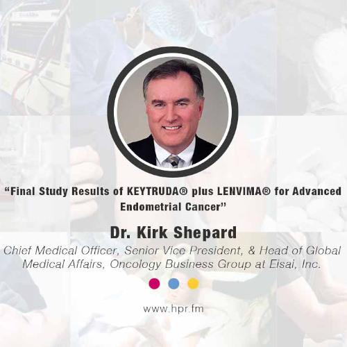 Final Study Results of KEYTRUDA® plus LENVIMA® for Advanced Endometrial Cancer