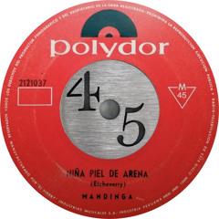 Nina Piel De Arena (The Ghetto), Oscuridad - Mandinga