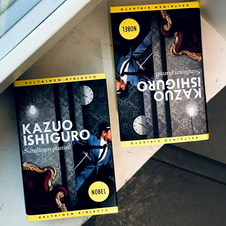 Jakso 5. Kazuo Ishiguron Surullinen pianisti: mestariteos vai silkkaa sikailua?