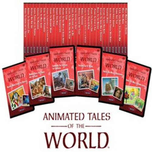 """""""Once Upon a Time . . ."""": Ep. 3 - Animated Tales of the World (2000, Ages 6 and up)"""