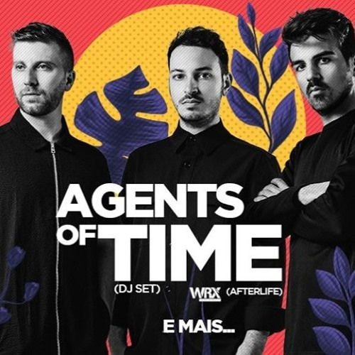 Colours w/ Agents Of Time