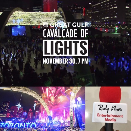 Interview w Robert Kerr on the 53rd Annual Cavalcade of Lights at Nathan Phillips Square