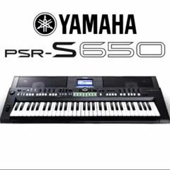 Yamaha PSR-S650 Demo