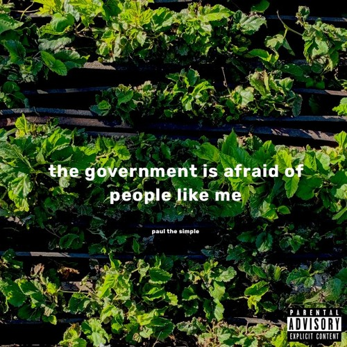 The Government Is Afraid Of People Like Me