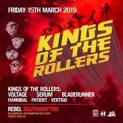 DJ Hannibal - Kings Of The Rollers Night Re-record